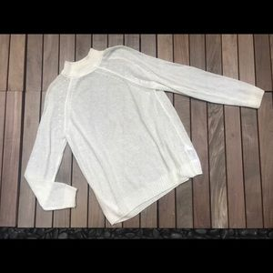 ASOS Light Knit Ivory Sweater